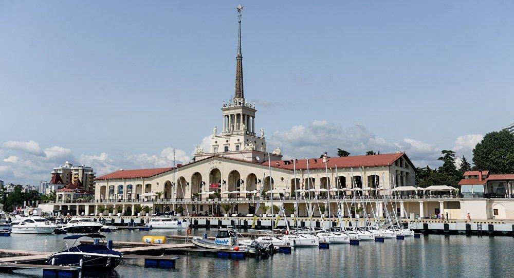 Sochi port