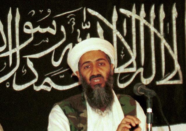 Osama bin Laden, leader di Al Qaeda (foto d'archivio)