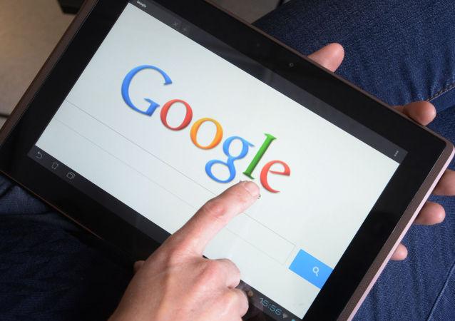 Google su un tablet