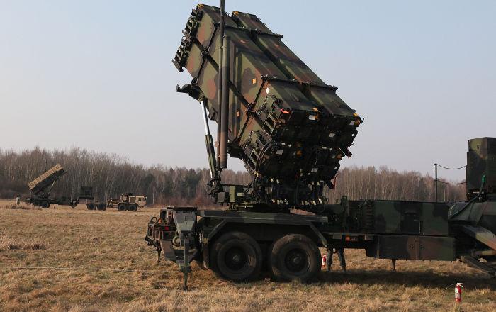 Missili Pariot degli USA in Polonia