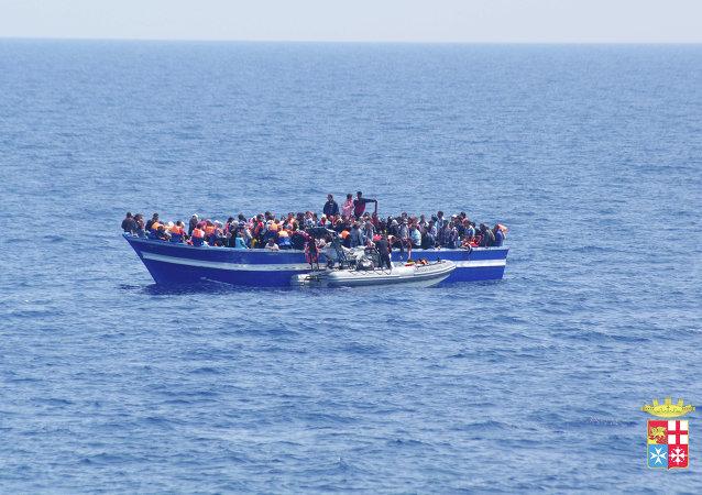 """dichiarando: """"Vorrei ci fosse un pochino più di umanità in Europa."""