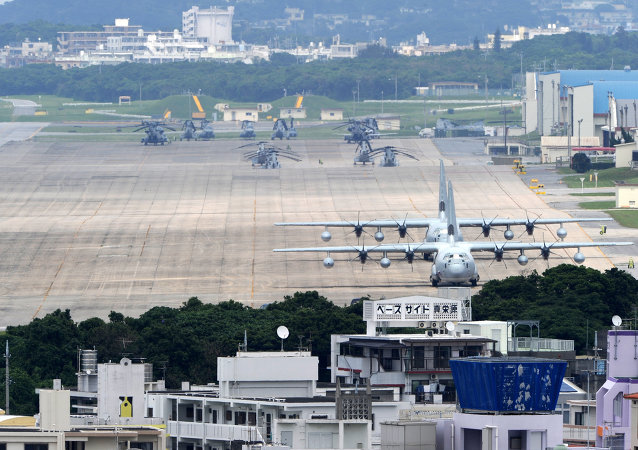 Base militare USA a Okinawa