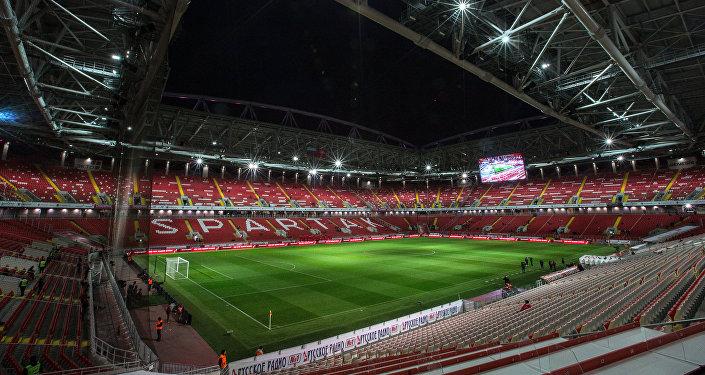 Lo stadio Otkrytie Arena dello Spartak Mosca