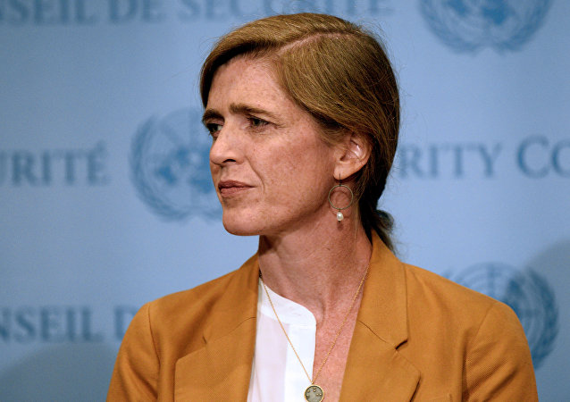US Ambassador to the United Nations, Samantha Power