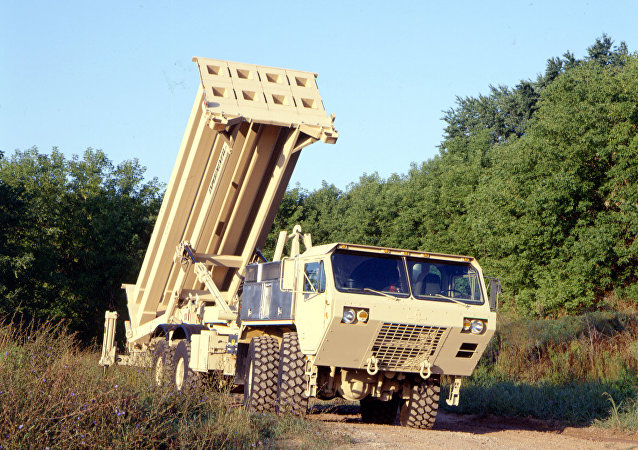Sistema di difesa missilistica Thaad