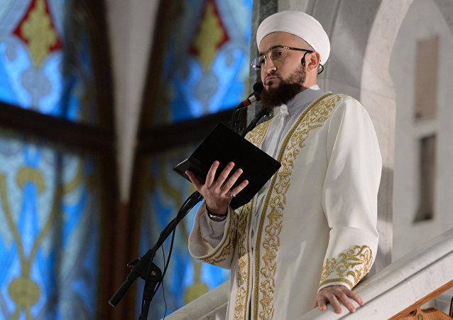 Islam in Russia: il Muftì del Tatarstan Khazrat Samigullin