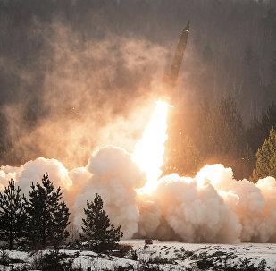 Il lancio del Tochka-U