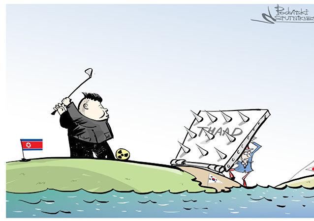 USA avviano lo schieramento dei sistemi missilistici Thaad in Corea