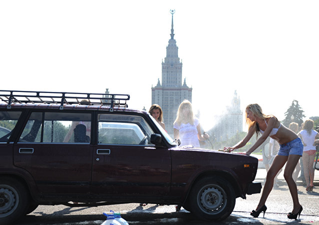 8 marzo, donne russe
