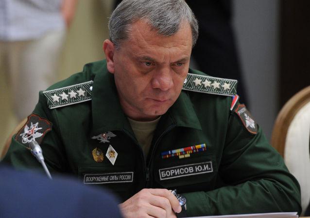 Yury Borisov, vice ministro della Difesa russo
