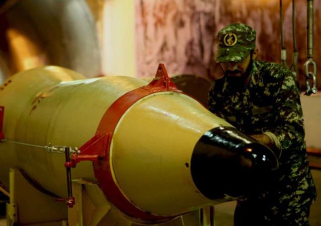 Missile iraniano