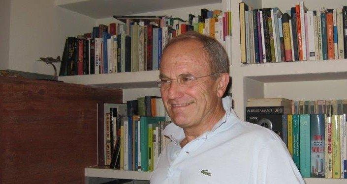 """Pasquale Lucio Scandizzo, docente di economia della cultura all'università di Tor Vergata, presidente di """"OpenEconomics"""""""