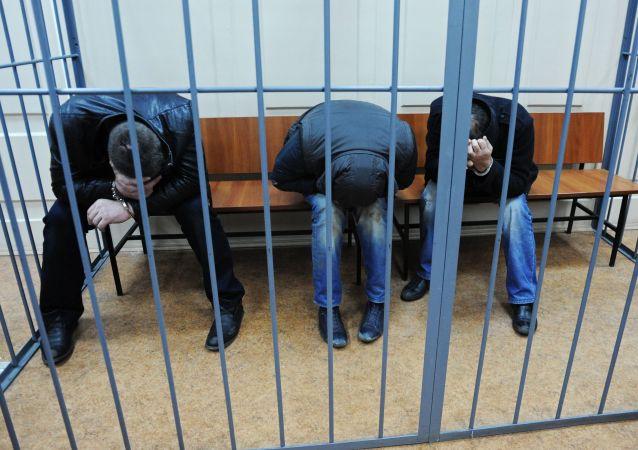 Sospetti killer di Boris Nemtsov