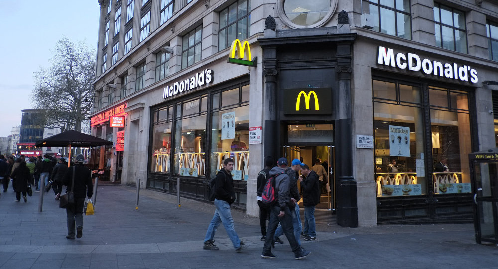 McDonald's in Londra