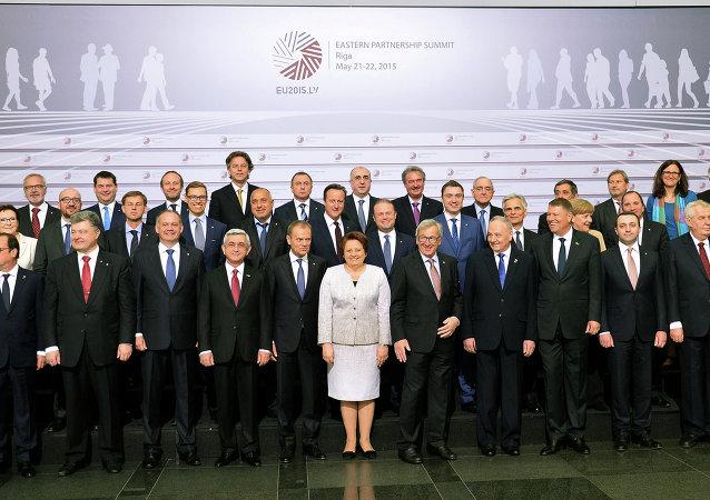 Partenariato orientale, Riga