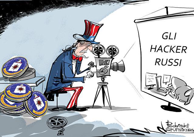 è tuto colpa degli hacker russi