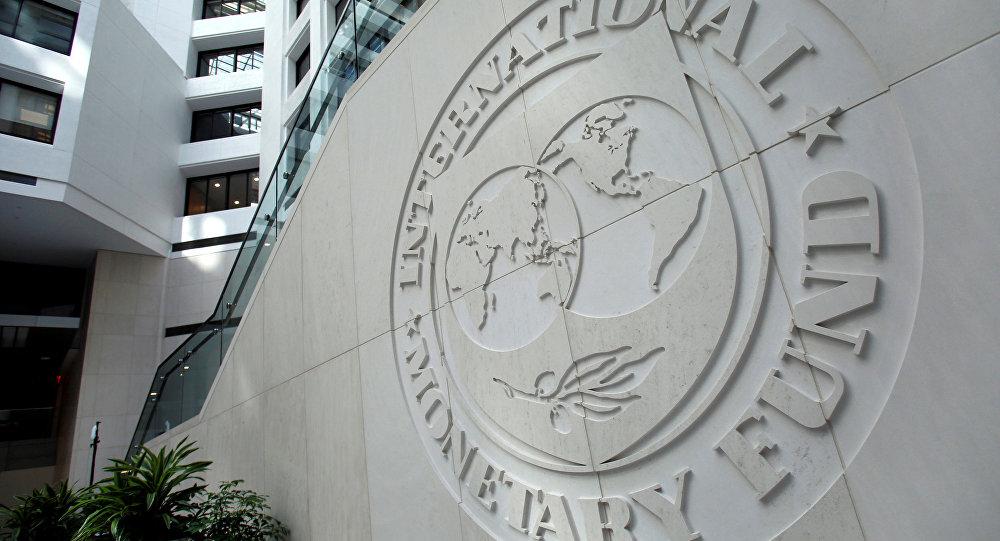 La sede del Fondo Monetario Internazionale