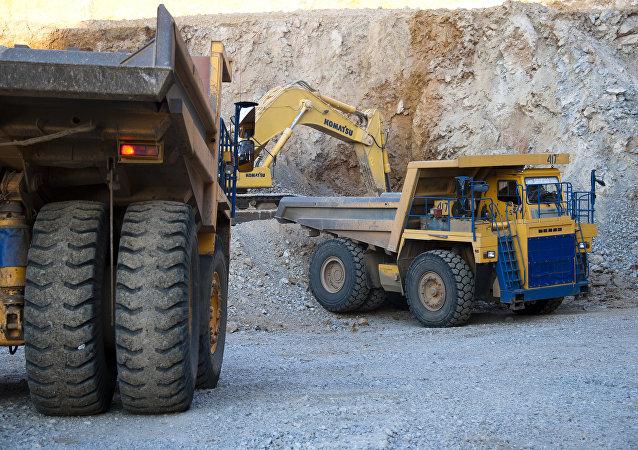 Miniera d'oro