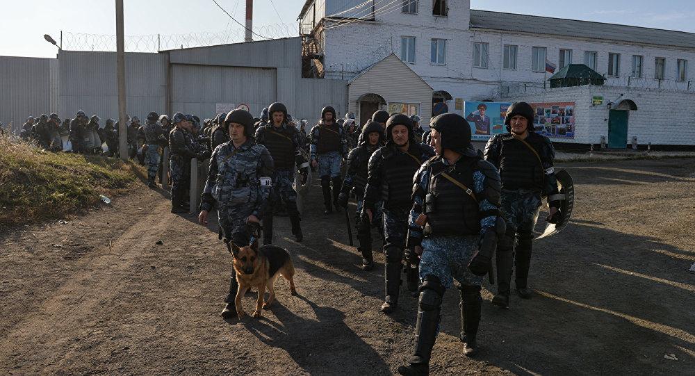 Esercitazioni della Guardia Nazionale russa