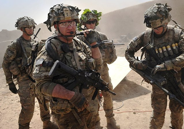 Militari USA in Afghanistan