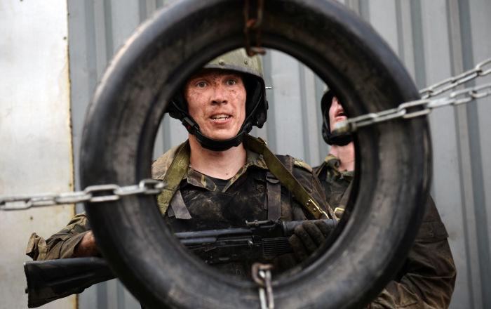 Il Giorno della Guardia Nazionale Russa