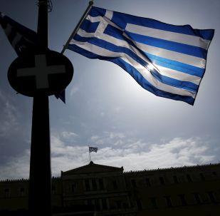 Bandiera della Grecia