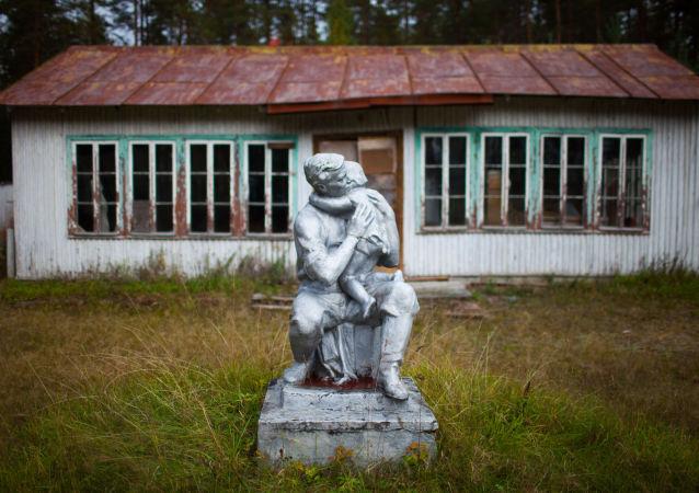 Fantasmi dell'epoca sovietica