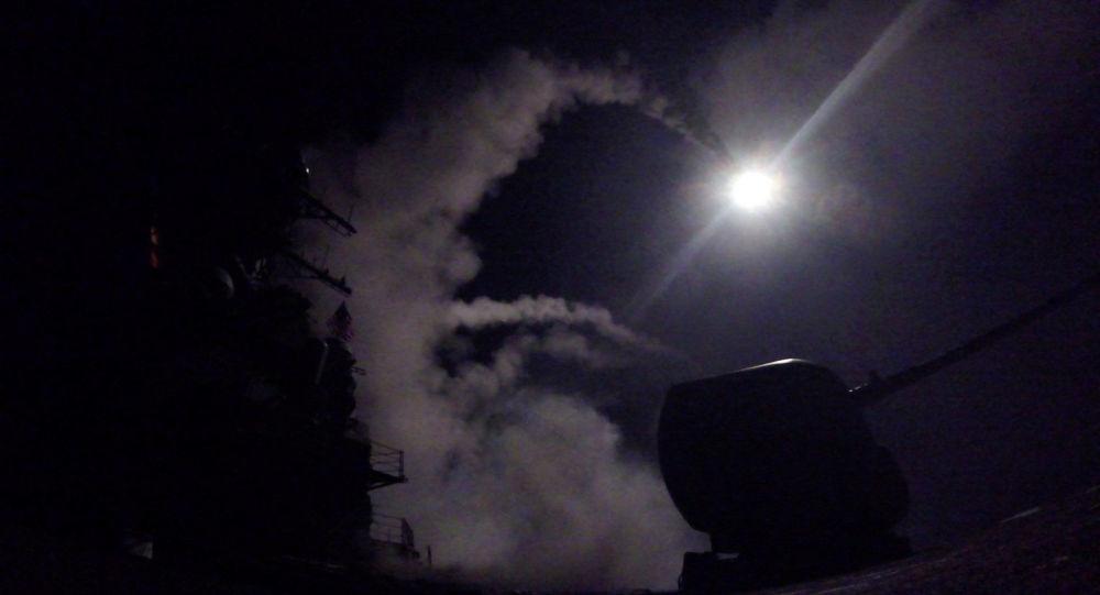 Raid americano contro base militare siriana