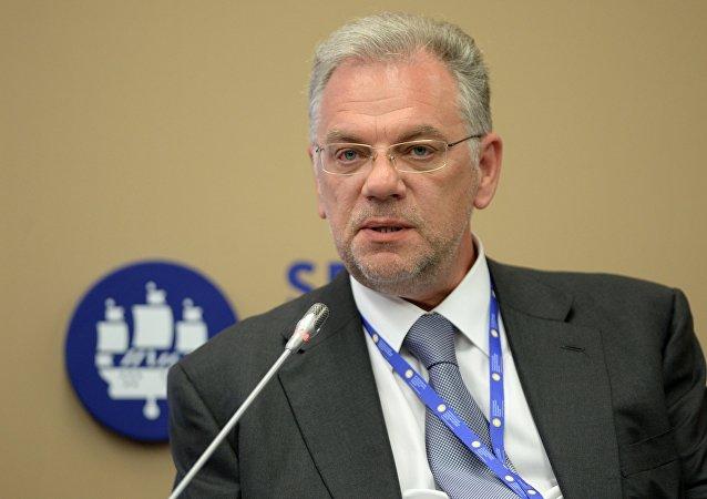 Il direttore FSMTC Dmitry Shugaev