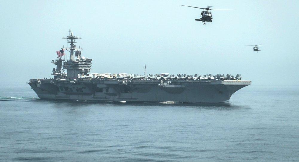 Corea del Nord: esercitazioni con tre portaerei nucleari Usa