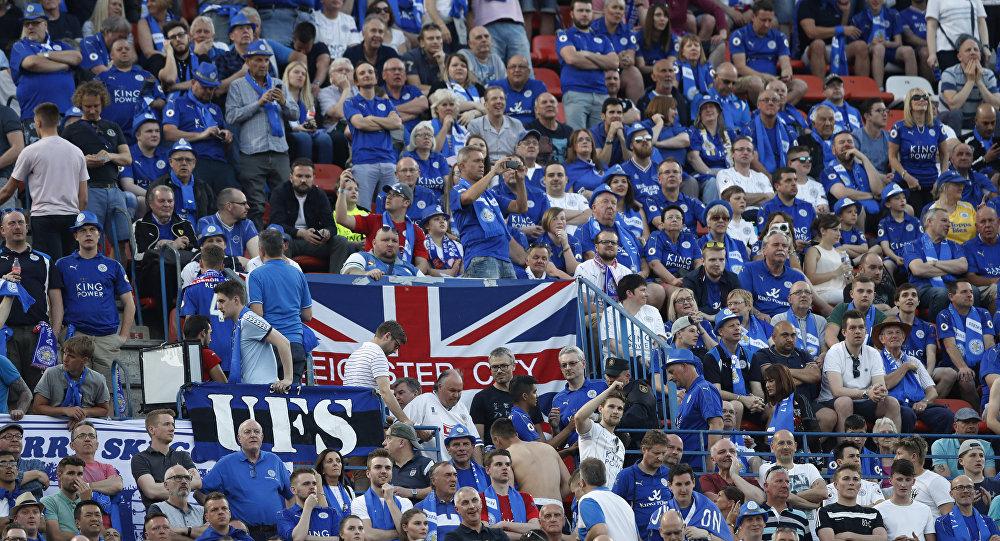 Tifosi del Leicester (foto d'archivio)