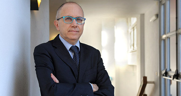 Ranieri Razzante, direttore del Centro di Ricerca su sicurezza e terrorismo di Roma, docente di legislazione antiriciclaggio all'Università di Bologna