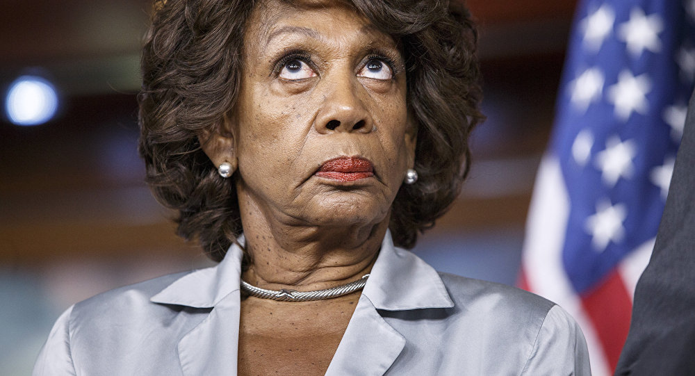 Maxine Waters (foto d'archivio)