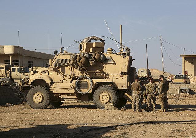 Soldati americani in Iraq (foto d'archivio)