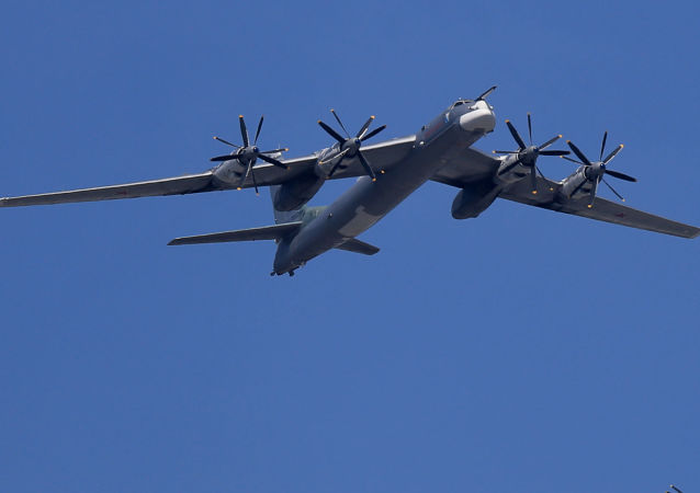 Bombardieri strategici russi Tu-95