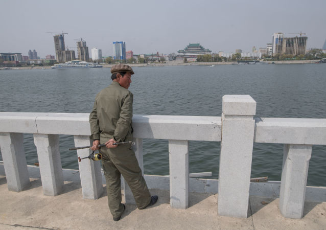 Pyongyang, Corea del Nord.