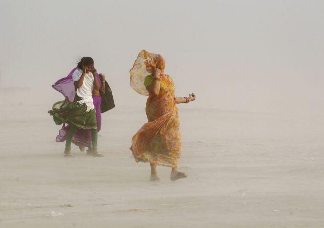 Il caldo in India
