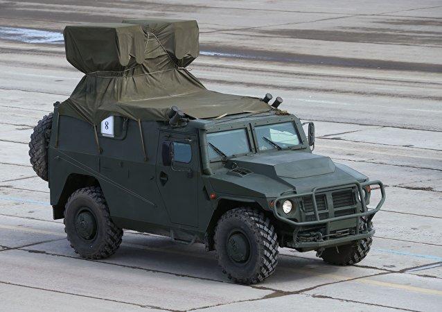 Il sistema missilistico da combattimento Kornet-D1