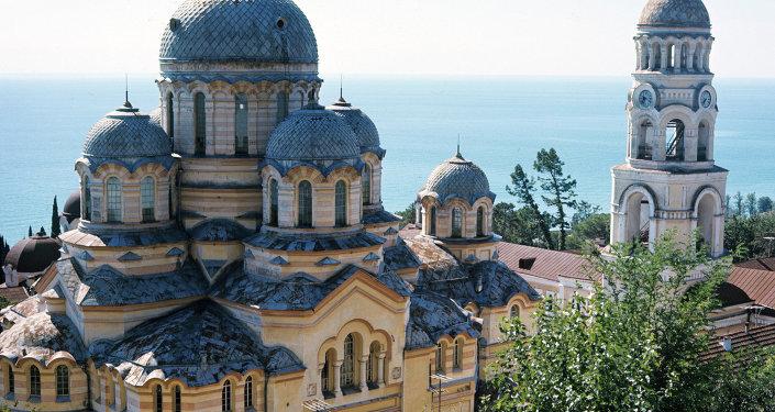 Il monastero di Noviy Afon in Abkhazia