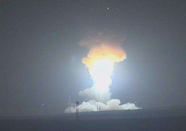 Test missilistico del Minuteman III