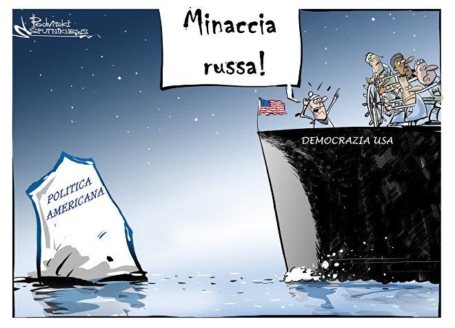 Minaccia russa