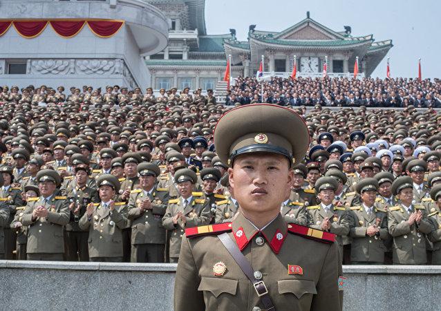 Soldato nordcoreano