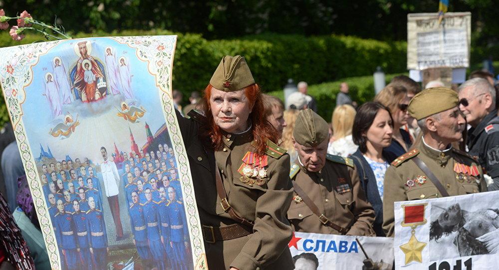 Giorno della vittoria, Kiev