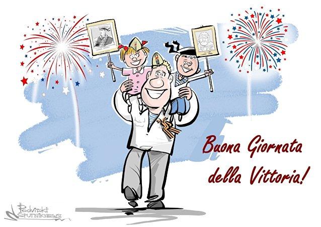 Buona Giornata della Vittoria!