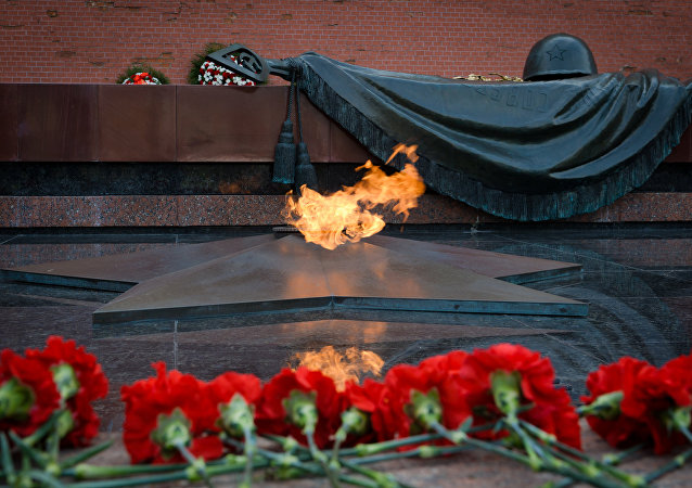 Tomba del milite ignoto al Cremlino