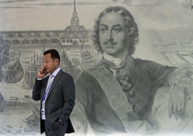 Immagine dello zar Pietro il Grande
