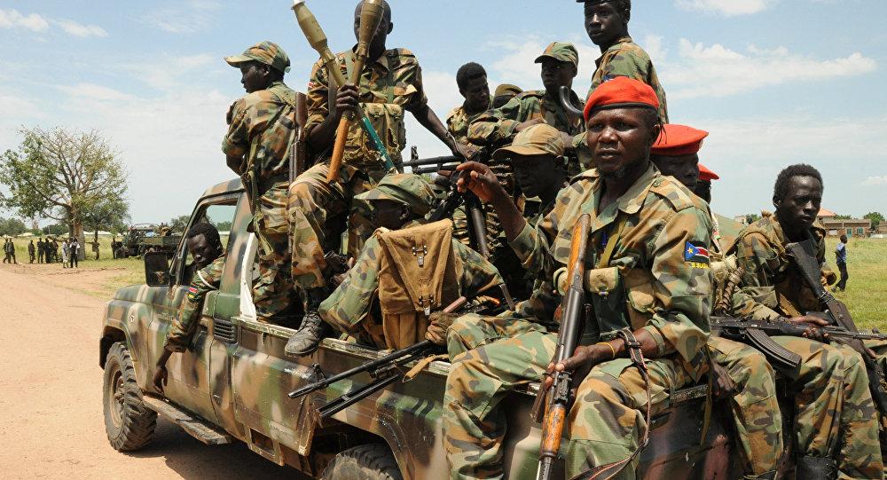 Guerra in Sudan del Sud