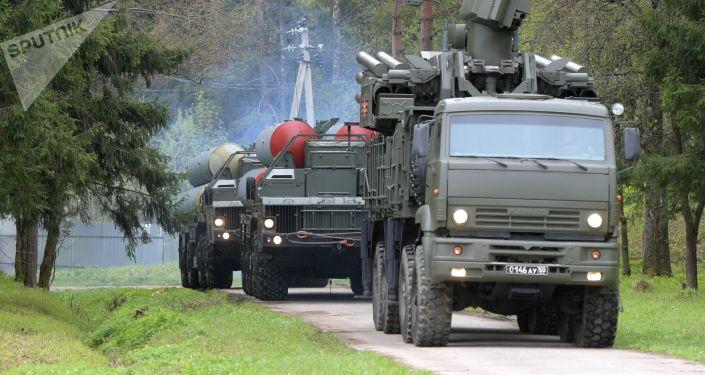 Esercitazioni missilistiche a Mosca