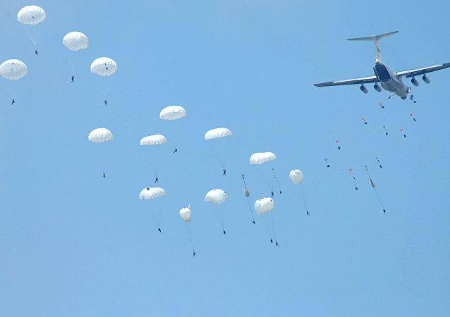Paracadutisti russi