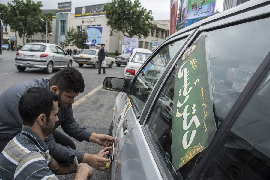 Iran: Khamenei e Rohani hanno votato